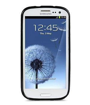 TPU чехол Melkco Poly Jacket для Samsung i9300 Galaxy S3 (+ пленка)