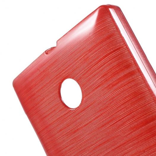 TPU Pearl Lines чехол для Microsoft Lumia 435 Dual Sim