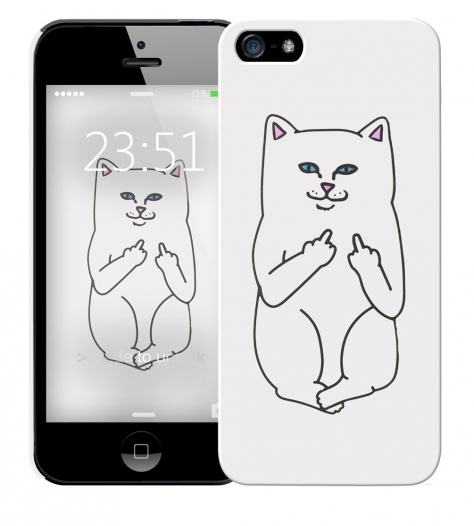 Чехол «Fcuk» для Apple iPhone 5/5s