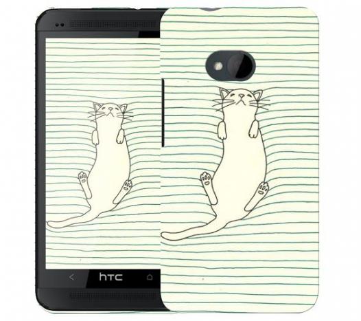 Чехол «Cat» для HTC One