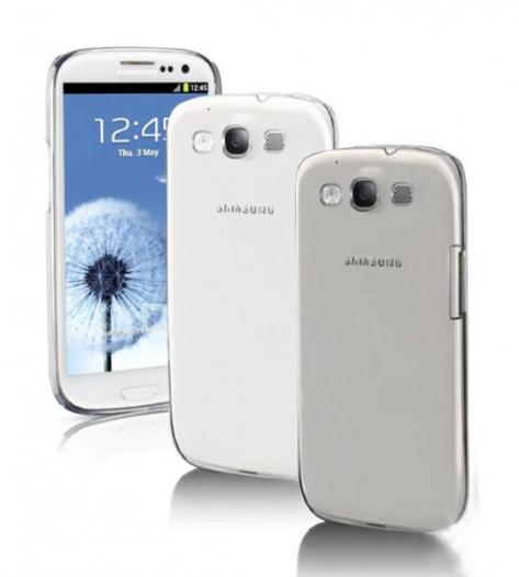 TPU чехол Ultrathin Series 0,33mm для Samsung i9300 Galaxy S3