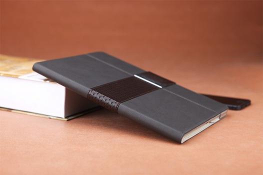 Кожаный чехол (книжка) ROCK Excel Series для Apple IPAD AIR