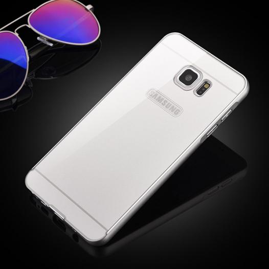 Металлический бампер с пластиковой вставкой для Samsung G930F Galaxy S7