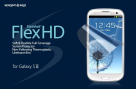 Защитная пленка SGP Screen Protector Steinheil Flex HD Series для Samsung i9300 Galaxy S3