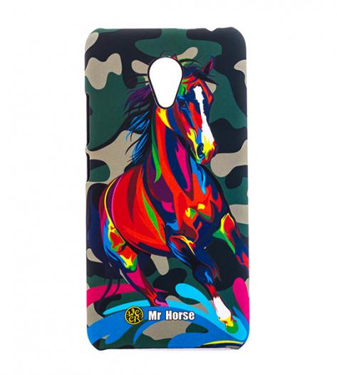 Пластиковая накладка Animals для Meizu M3 / M3 mini / M3s