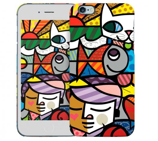 Чехол «Kitty» для Apple iPhone 6/6s 4.7