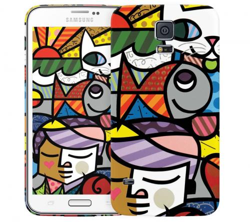 Чехол «Kitty» для Samsung Galaxy S5