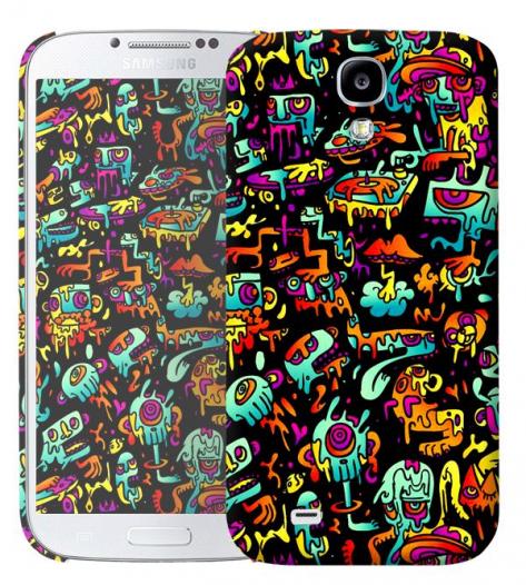 Чехол «ZomboPrty» для Samsung Galaxy s4 / Galaxy S4 mini