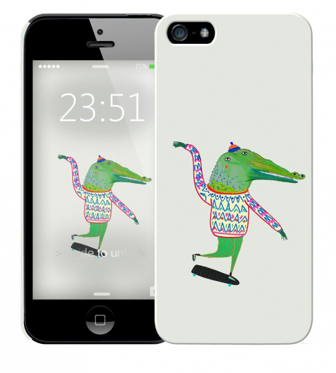 Чехол «Croco» для Apple iPhone 5/5s