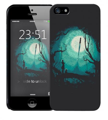 Чехол «Космос» для Apple iPhone 5/5s