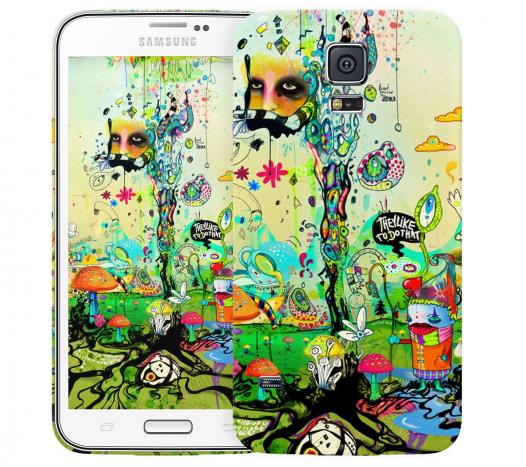 Чехол «MDMA» для Samsung Galaxy S5