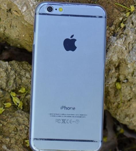 TPU чехол Ultrathin Series 0,33mm для Apple iPhone 6/6s (4.7