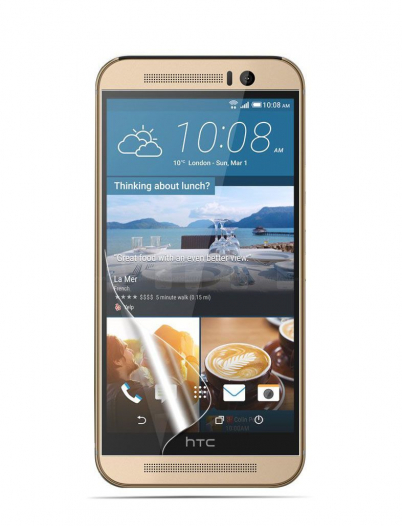 Защитная пленка Ultra Screen Protector для HTC One / M9