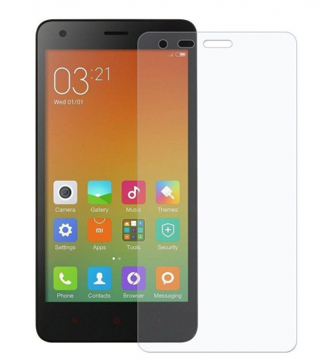 Защитное стекло Ultra Tempered Glass 0.33mm (H+) для Xiaomi Redmi 2 (картонная упаковка)