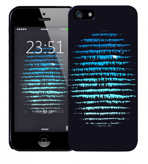 Чехол «City» для Apple iPhone 5/5s
