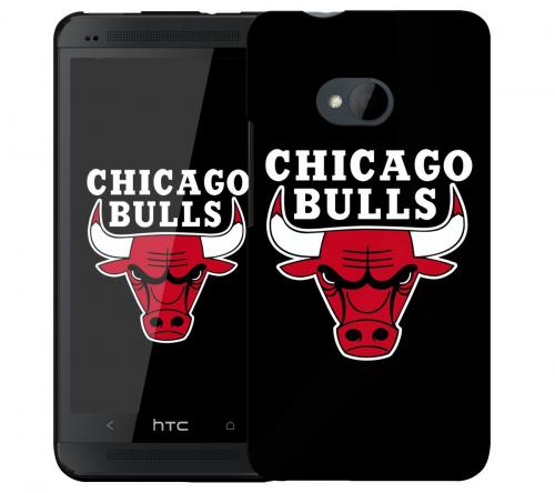 Чехол «Chicago Bulls» для HTC One