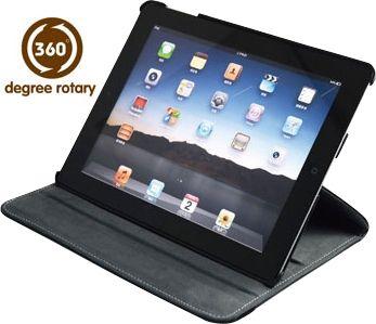 Кожаный чехол-книжка TTX (360 градусов) для Apple Ipad 2/3/4