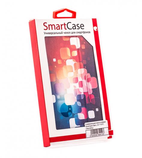 Универсальный чехол-слайдер Smartcase Size L (5.1