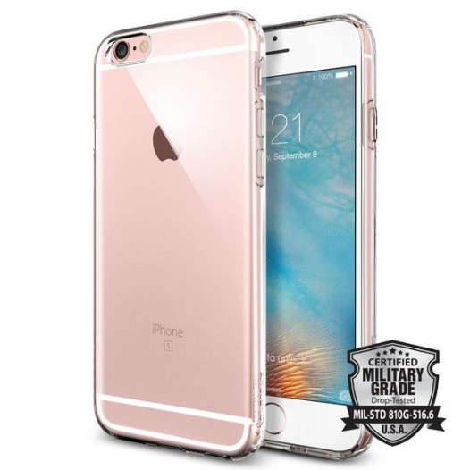 TPU чехол SGP Capsule Series для Apple iPhone 6/6s (4.7