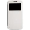 Кожаный чехол (книжка) Nillkin Sparkle Series для Samsung G7102 Galaxy Grand 2