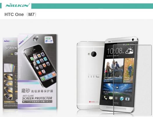 Защитная пленка Nillkin для HTC One / M7
