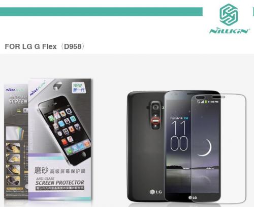 Защитная пленка Nillkin для LG G Flex