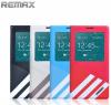 Кожаный чехол (книжка) Remax Parkour для Samsung G900 Galaxy S5