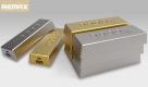 Дополнительный внешний аккумулятор Remax Golden Bar 6666 mAh (1.5A)