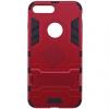 "Пластиковая накладка ""Stripe & Polka Dots Red Dress"" для LG Optimus L7 II (P710)"