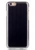 """Хромированная накладка с алюминиевой вставкой для Apple iPhone 6/6s (4.7"""")"""