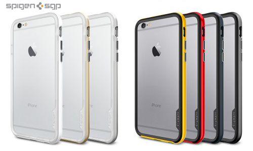 Бампер SGP Neo Hybrid EX Series для Apple iPhone 6/6s plus (5.5