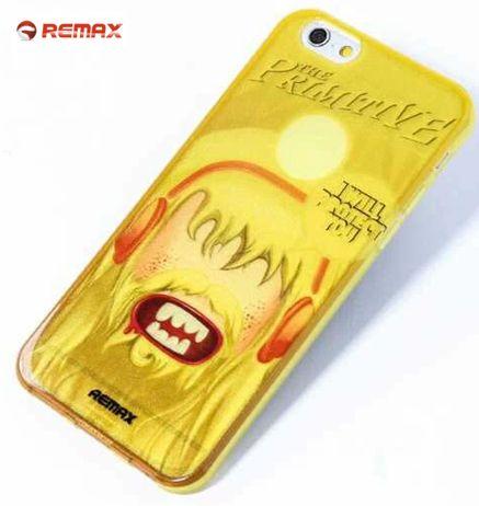 TPU чехол Remax Primitive для Apple iPhone 6/6s (4.7