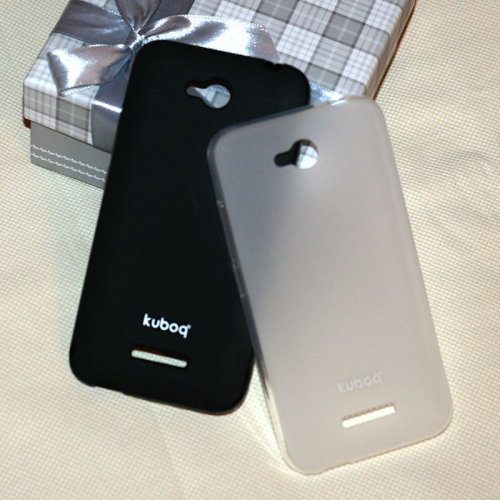 TPU чехол Kuboq для HTC Desire 616 (+ пленка)