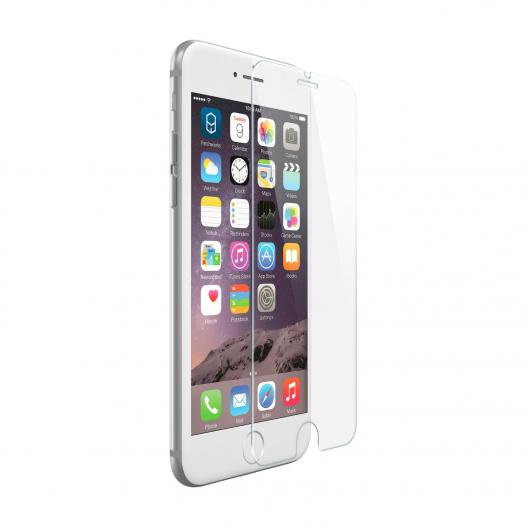 Защитное стекло на весь экран Goldspin с закругленными краями (3D) для Apple iPhone 6/6s (4.7