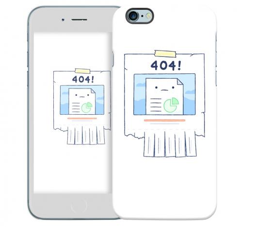 Чехол «404» для Apple iPhone 6/6s 4.7
