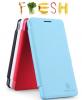 Кожаный чехол (книжка) Nillkin Fresh Series для Lenovo A6000/A6000+/K3