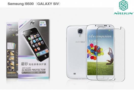 Защитная пленка Nillkin для Samsung i9500 Galaxy S4