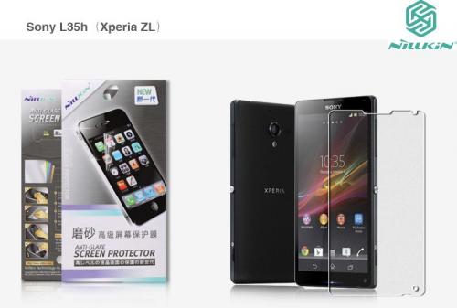 Защитная пленка Nillkin для Sony Xperia ZL