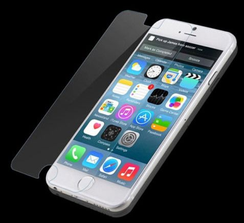 Защитная пленка Auris (на обе стороны) для Apple iPhone 6/6s (4.7