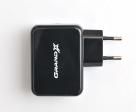 Сетевое ЗУ Grand-X 4-USB 5V 4.3A (CH-995)