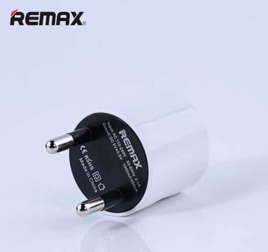 Сетевое ЗУ REMAX (круглый) (1A)