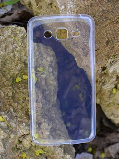 TPU чехол Ultrathin Series 0,33mm для Samsung G7102 Galaxy Grand 2