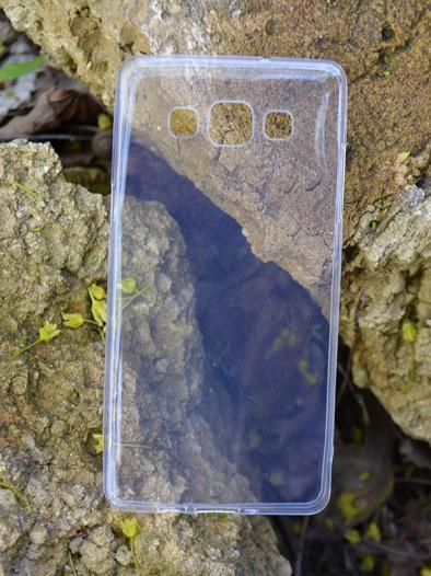 TPU чехол Ultrathin Series 0,33mm для Samsung A500H / A500F Galaxy A5