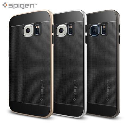 Чехол SGP Neo Hybrid Series для Samsung G925F Galaxy S6 Edge