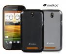 TPU чехол Melkco Poly Jacket для HTC Desire SV (+ пленка)