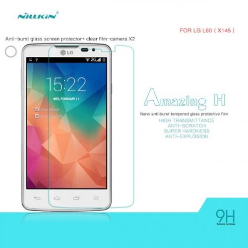 Защитное стекло Nillkin Anti-Explosion Glass Screen (H) для LG X135/X145 L60 Dual