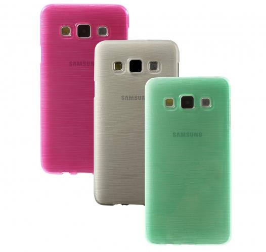 TPU Pearl Lines для Samsung A300H / A300F Galaxy A3