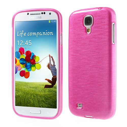 TPU Pearl Lines чехол для Samsung i9500 Galaxy S4 (Уценка!)