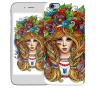 Чехол «Украинка» для Apple iPhone 6 4.7