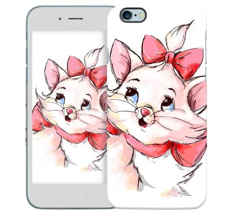 Чехол «Кошечка» для Apple iPhone 6 4.7